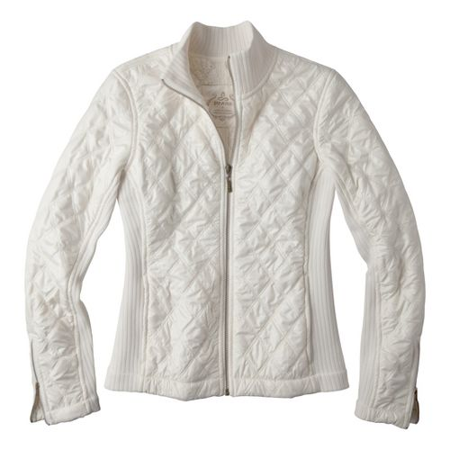 Womens Prana Diva Warm-Up Unhooded Jackets - Winter L