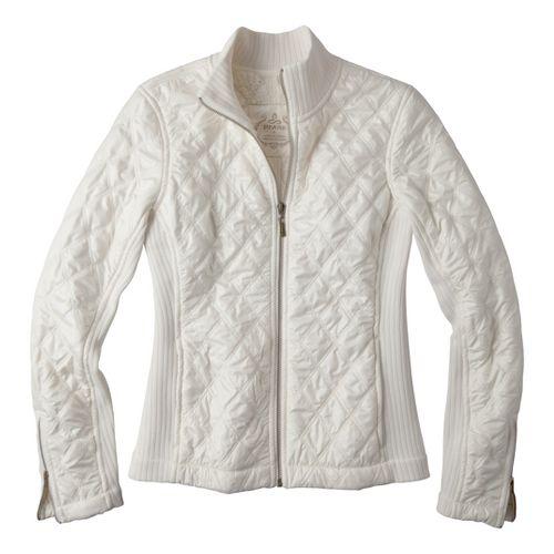 Womens Prana Diva Warm-Up Unhooded Jackets - Winter M