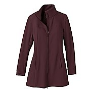 Womens Prana Keva Warm-Up Unhooded Jackets