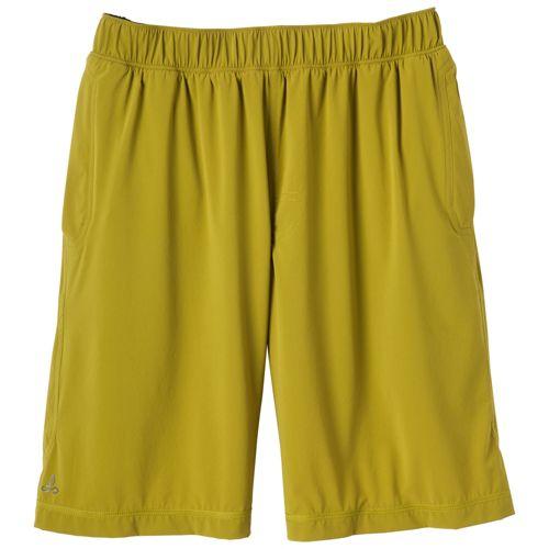 Mens Prana Transit Unlined Shorts - Grass L