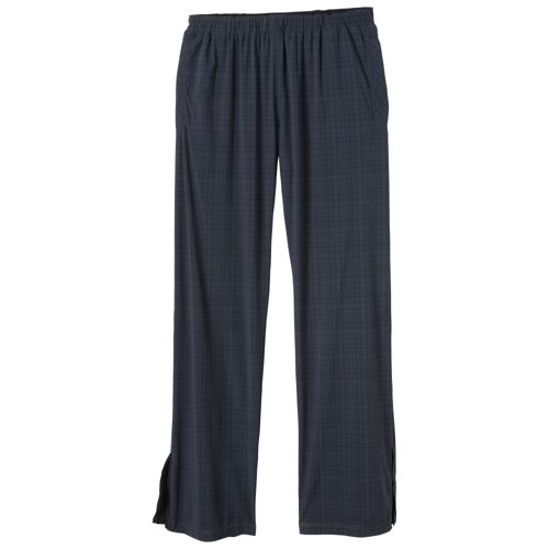 Mens Prana Transit Full Length Pants - Midnight L