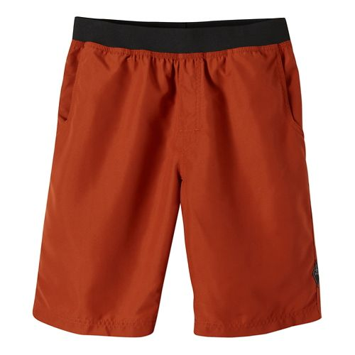Mens Prana Mojo Unlined Shorts - Henna L
