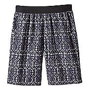 Mens prAna Mojo Unlined Shorts - Mixology Gravel L