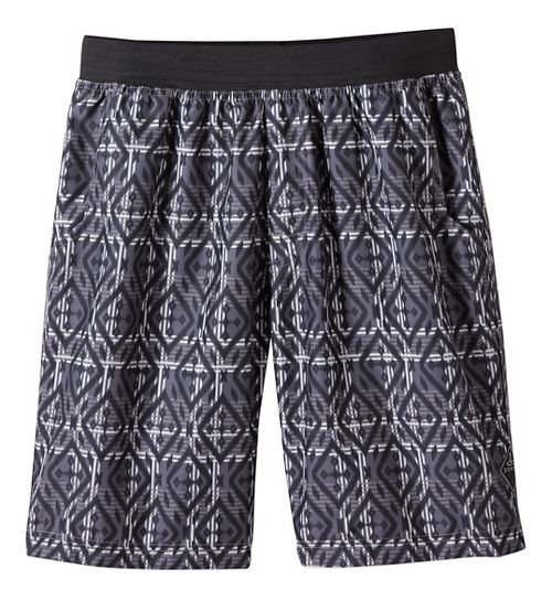 Mens prAna Mojo Unlined Shorts - Mixology Gravel S