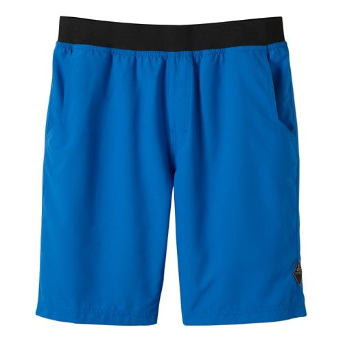 Mens prAna Mojo Unlined Shorts - Classic Blue L