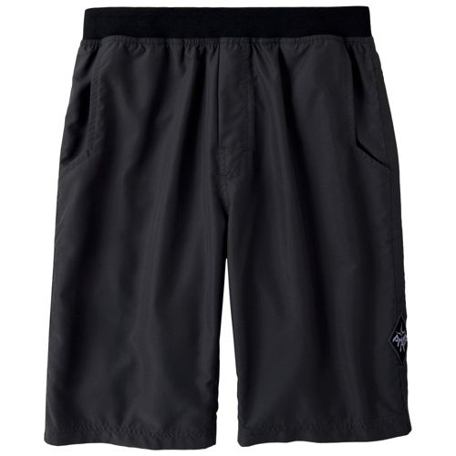 Mens Prana Mojo Unlined Shorts - Charcoal S