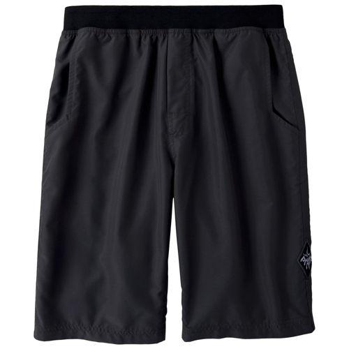 Mens Prana Mojo Unlined Shorts - Charcoal XS
