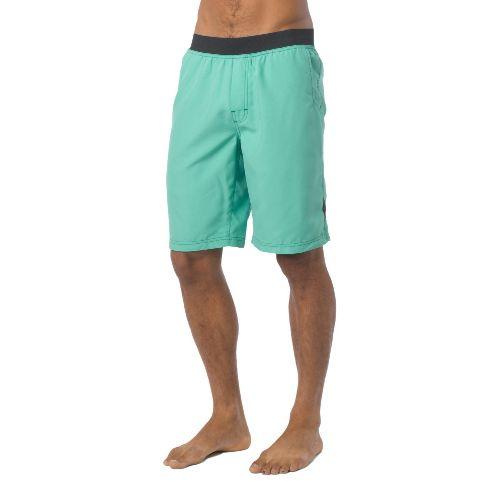 Mens Prana Mojo Unlined Shorts - Cloverfield XXL