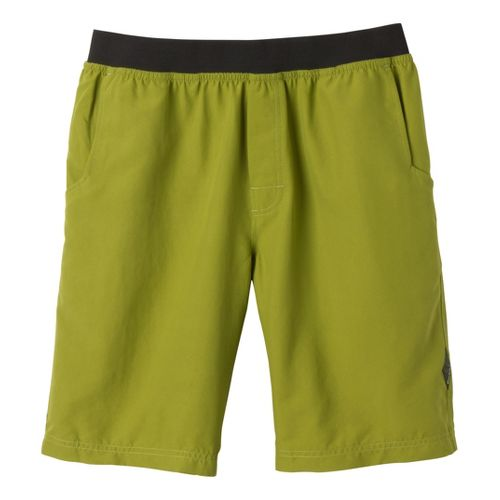 Mens Prana Mojo Unlined Shorts - Grass S