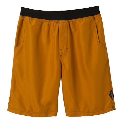 Mens Prana Mojo Unlined Shorts - Sahara XXL