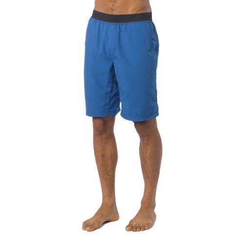 Mens Prana Mojo Unlined Shorts - Sapphire XL