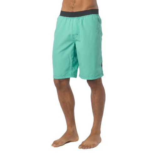 Mens Prana Mojo Unlined Shorts - Danube Blue L