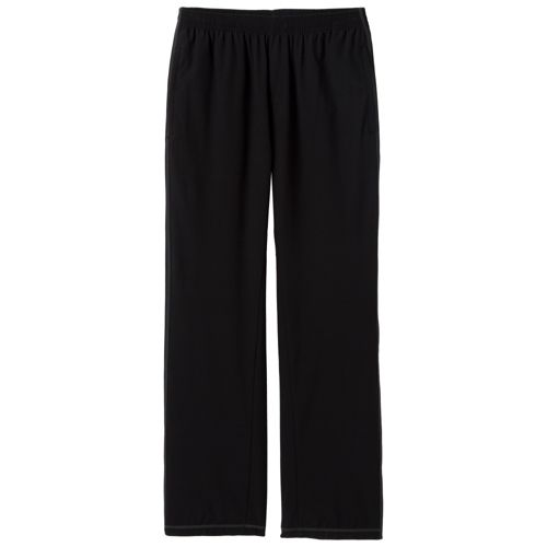 Mens Prana Flex Full Length Pants - Black L