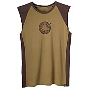 Mens Prana Bamboo Quest Sleeveless Technical Tops