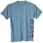Mens Prana Breathe Tee Short Sleeve Technical Tops