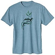 Mens Prana Botany Tee Short Sleeve Technical Tops