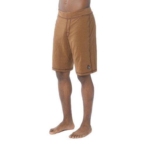 Mens Prana Jackson Unlined Shorts - Pinecone S