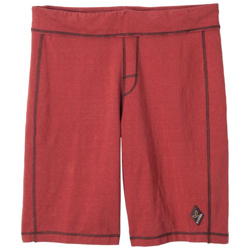 Mens Prana Jackson Unlined Shorts - Tomato XL