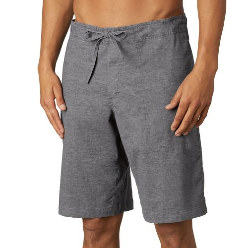 Mens prAna Sutra Unlined Shorts - Gravel L