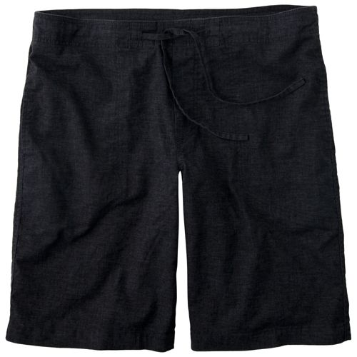 Mens prAna Sutra Unlined Shorts - Black L