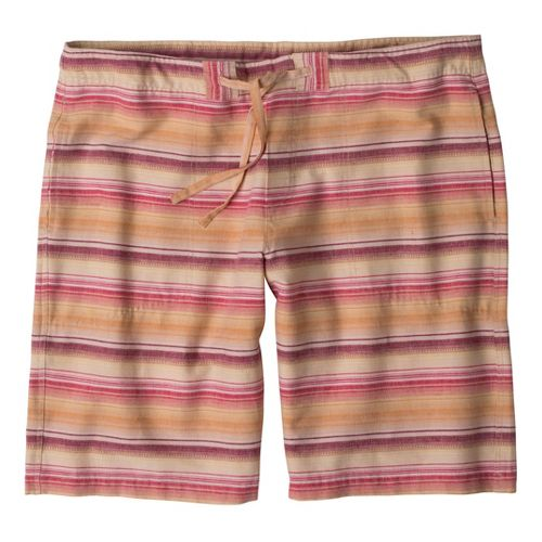 Mens Prana Sutra Unlined Shorts - Curry S