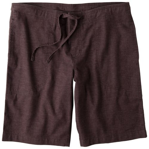 Mens Prana Sutra Unlined Shorts - Espresso S