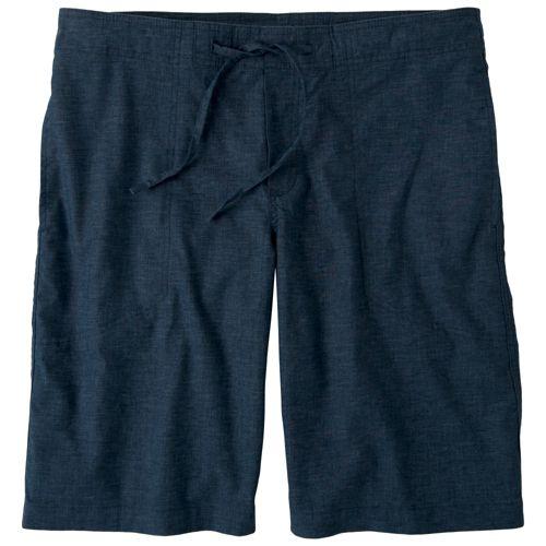 Mens Prana Sutra Unlined Shorts - Indigo XS