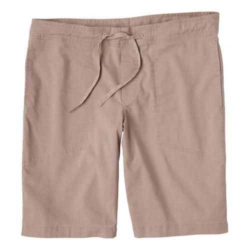 Mens Prana Sutra Unlined Shorts - Khaki XS