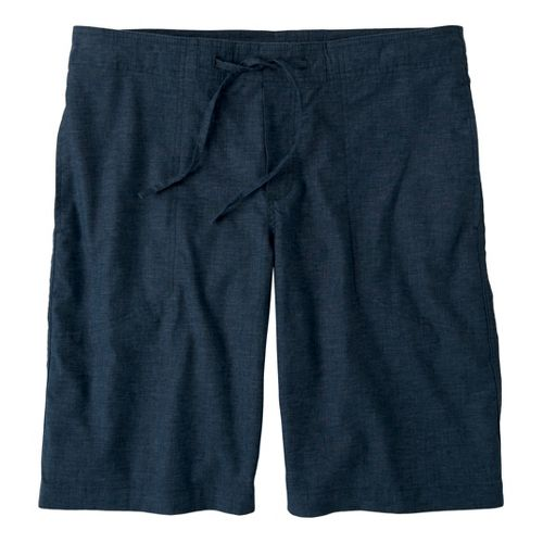 Mens Prana Sutra Unlined Shorts - Midnight XXL