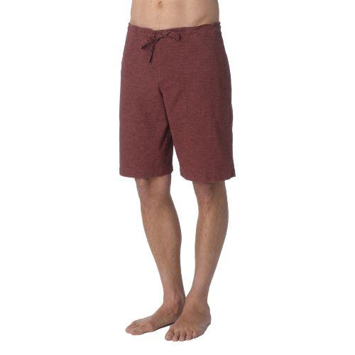 Mens Prana Sutra Unlined Shorts - Raisin L