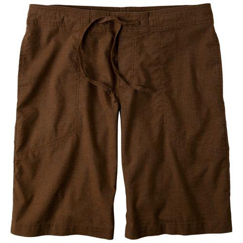 Mens Prana Sutra Unlined Shorts - Tobacco L