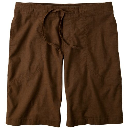 Mens Prana Sutra Unlined Shorts - Tobacco M
