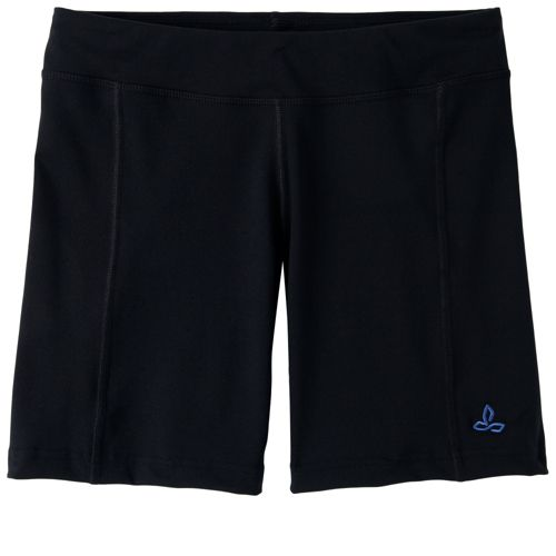 Mens Prana JD Unlined Shorts - Black L
