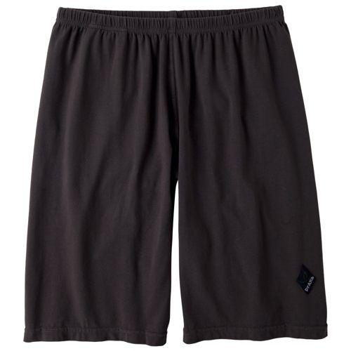 Mens Prana Momentum Unlined Shorts - Charcoal L