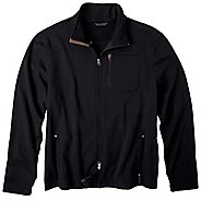 Mens Prana Seeker Full Zip Warm-Up Unhooded Jackets