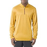 Mens Prana Talon Mock Neck Long Sleeve 1/2 Zip Technical Tops