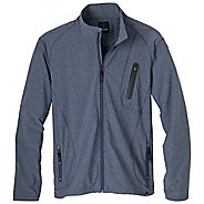 Mens Prana Omega Warm-Up Unhooded Jackets