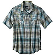 Mens Prana Hartman Short Sleeve Non-Technical Tops