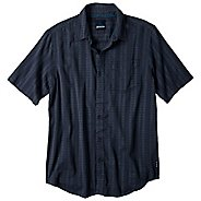 Mens Prana Agave Short Sleeve Non-Technical Tops