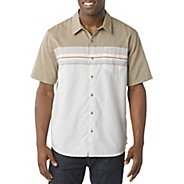 Mens Prana Camino Short Sleeve Technical Tops