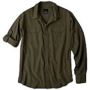 Mens Prana Sabbatical Short Sleeve Technical Tops