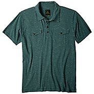 Mens Prana McKinnley Short Sleeve Non-Technical Tops