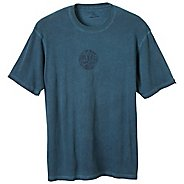 Mens Prana Ripple Tee Short Sleeve Non-Technical Tops