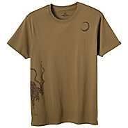 Mens Prana Kudu Tee Short Sleeve Non-Technical Tops