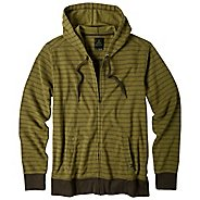 Mens Prana Lunar Full Zip Warm-Up Hooded Jackets