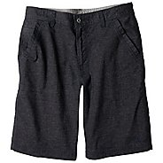 Mens Prana Furrow Unlined Shorts