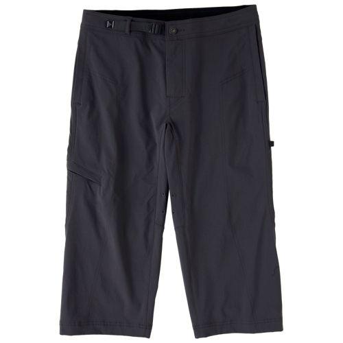 Mens Prana Nemesis Knicker Unlined Shorts - Charcoal S
