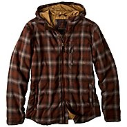Mens Prana Miner Warm-Up Unhooded Jackets