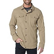 Mens Prana Shadow Warm-Up Unhooded Jackets