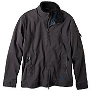 Mens Prana Bronson Warm-Up Unhooded Jackets